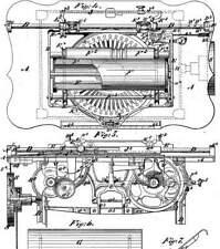8000 p. vintage typewriter: Remington,Underwood,Union,Wyckoff,Franklin...1868+