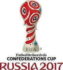 2017 Confederations Cup Cameroon vs Australia on DVD