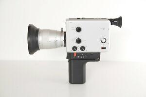 Braun NIZO Professional super 8 movie camera,Fully Working,Video On YouTube