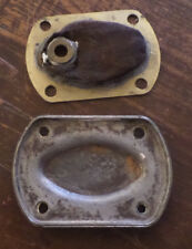 pre unit Triumph 38-62 genuine oilsump plate 6 filter E486 E529 70-0529 70-0486