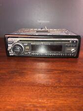 Sony Cdx 4750 Radio Original Face Plate With Body
