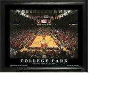 "Comcast Center,  University of Maryland 22x28"" framed image"
