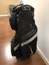 NIKE Sport Cart IV Golf Bag 14 Way Divider BLACK/SILVER
