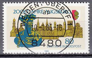 BRD 1985 Mi. Nr. 1234 gestempelt WEIDEN OBERPF 1 , mit Gummi TOP! (16901)