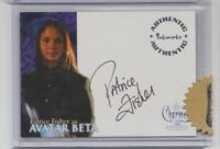 Charmed Conversations Autograph Trading Card Patrice Fisher as Avatar (Razor)