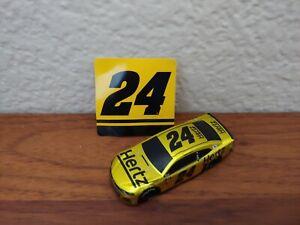 2019 Wave 2 #24 William Byron Hertz Liquid 1/87 NASCAR Authentics Mystery Pack
