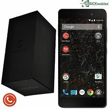 BNIB SILENT CIRCLE BLACKPHONE 2 BLACK 32GB FACTORY UNLOCKED 4G (REST OF WORLD)