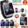 DZ09 Bluetooth LCD Smart Watch Per Android Samsung Telefono