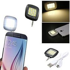 Mini Portátil Selfie Flash LED para-Samsung Galaxy S8-SELFIE Flash