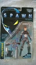 McFarlane Toys Spawn The Movie Action Jessica Priest Figure NEW MOC 1997