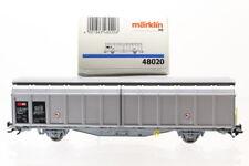 H0 Märklin 48020 SBB Schiebewandwagen Güterwagen boxcar +OVP/G61