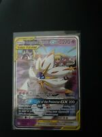Solgaleo & Lunala GX 75/236 SM Cosmic Eclipse Ultra Rare Pokemon *Nm-mint*