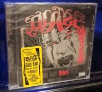 Blaze Ya Dead Homie - Gang Rags Reborn CD SEALED twiztid insane clown posse abk