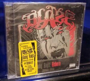 Blaze Ya Dead Homie - Gang Rags Reborn CD SEALED twiztid insane clown posse abk