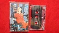 DAVID BOWIE MC Cassette