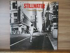 Stillwater ‎– I Reserve The Right!  Vinyl LP Album US 1978  CAPRICORN - CPN 0210