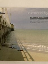 CD summer Lounge Chill Out Classics