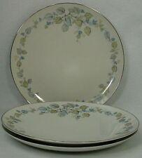 "FRANCONIA Krautheim china VIGNETTE pattern DINNER PLATE 10-1/2"" set of THREE (3)"
