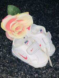 Schuhe Nike Krabbel - Babyschuhe Gr 17 Neu Top Mädchen Lauflernschuhe Leicht