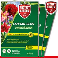 Protect Garden 3 x 40 Pièce Lizetan Plus Tige Combi