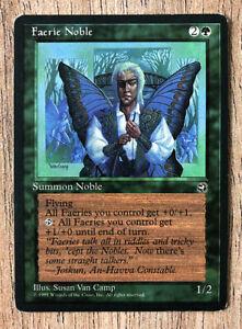 Mystic Decree Homelands HEAVILY PLD Blue Rare MAGIC THE GATHERING CARD ABUGames