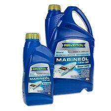 5 (4+1) Liter Ravenol Diesel SHPD 15W-40 Motoröl für Yanmar, MAN Marine