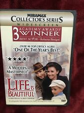 Life Is Beautiful (Dvd, 1999) Ships Fast Same Day!
