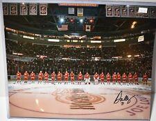 Dan Cleary #71 Autograph Laminated Photo 2013-2014 Season