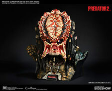 NEW Sideshow Predator 2 Life-Size Bust Statue Prop Replica by CoolProps MIB