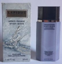 TED LAPIDUS  Pour Homme 50 ml After Shave Splash