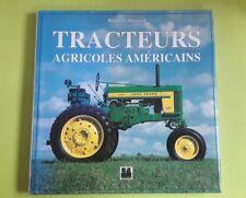 Tracteurs agricoles américains