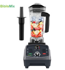 3Hp 2200W Heavy Duty Commercial Grade Automatic Timer Blender Mixer Juicer