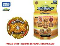 Takara Tomy Beyblade Burst  B-158 02 Grand Dragon Aero'Lift Flugel Go! Confirmed