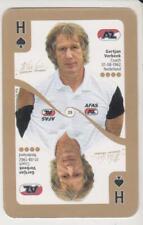 Football Tradingcard Plus 2012-2013 #39 Gertjan Verbeek AZ Alkmaar