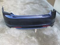 JDM HONDA ACCORD CL7 CL9 REAR BUMPER WITH LIP SPOILER OEM