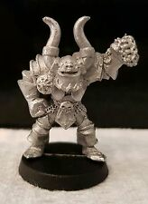 Bloodbowl 3rd Edition Chaos All Stars Team Chaos Warrior 2 metal oop unpainted