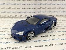 VOITURE LEXUS LFA  DREAM CARS DE AGOSTINI 1/43 EME NEUF SOUS BLISTER