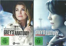 Grey's ( Greys ) Anatomy - Season/ Staffel 11 + 12 - Neu & OVP