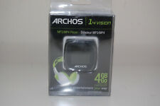 Archos 4Gb Mp3 Player model A14Vg Black Brand New