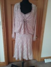 Bnwt Kate Cooper Mother Of Bride, Wedding Pink Suit Skirt Size 12