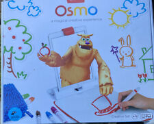Osmo Starter Kit with Base, Numbers, Words, Tangram for Ipad creative set