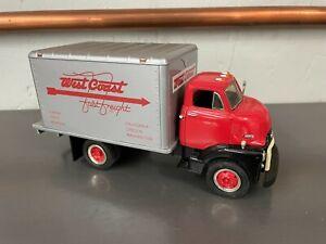 First Gear 1:34 1952 GMC Dry Goods Van West Coast Fast Freight
