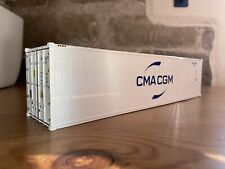 Tekno   76577 40ft reefer container CMA CGM 1:50