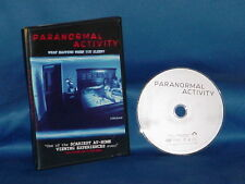 KATIE FEATHERSTON MICAH SLOAT Paranormal Activity DVD ASHLEY PALMER