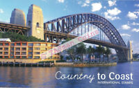 Stamp Pack Australia 2007 Country to Coast International Post stamps