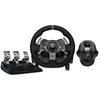 Logitech G920 Driving Force Racing Wheel Dual Motor Force Feedback with Shifter