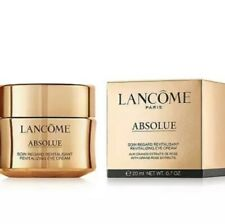 BNIB SEALED Lancome ABSOLUE REVITALIZING EYE CREAM W/ GRAND ROSE EXTRACTS 0.7 oz