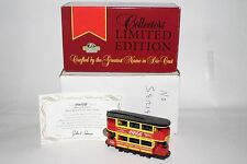 MATCHBOX COLLECTIBLES YYM37797 THE COCA COLA TRAM, COLLECTORS LIMITED EDITION
