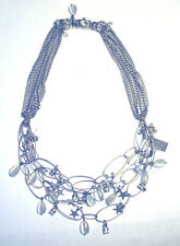 Fabulous RODRIGO OTAZU Blame It on Rio SWAROVSKI CRYSTAL Chain STAR NECKLACE
