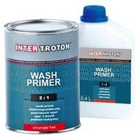Haftgrund 1,2L Wash Primer 2K Reaktionsgrundierung 2:1 Reaktionsprimer Troton